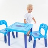 Table for Two Table and Chair Playset by Über Mom