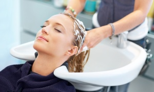 I am Beauty: Wash, Cut and Blow-Dry from R136 with Optional Treatment and Ombre at I am Beauty (Up to 70% Off)