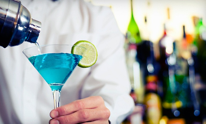 Professional Bartenders Association - Red Bank: 16-Hour Bartender-Certification Training Course for One or Two at Professional Bartenders Association (Up to 74% Off)