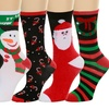 Treat Your Toes This Christmas Women's Socks (6-Pack)