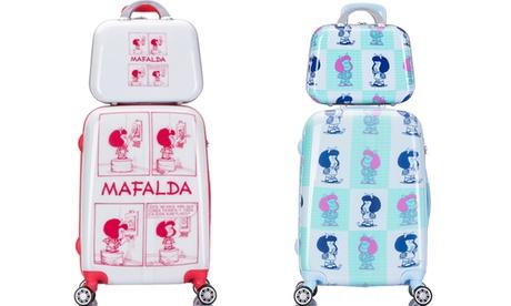 Neceser o maleta de cabina Mafalda