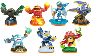 Skylanders Lightcore Figures (7-Pack)