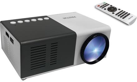 Mini proyector de cine