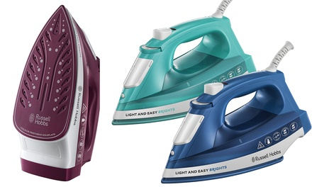 Russell Hobbs Light and Easy Brights Iron 2400W