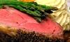Up to 47% Off Lunch or Dinner atAlpenrose Restaurant