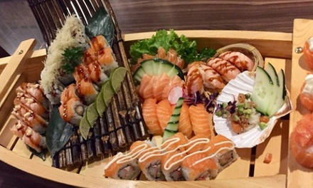 Sconto Enogastronomia & Locali Groupon.it Menu Sushi All you can eat