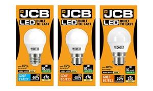 Ampoule ronde LED JCB