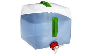 Wakeman 5-Gallon PVC Collapsible Water Dispenser Jug