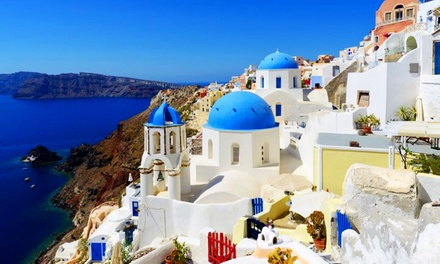 ✈ Grèce   Santorin: 5 ou 7 nuits à lhôtel Makarios en tout compris avec vols A/R depuis Paris Orly
