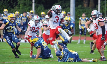 American Football Hamburg Huskies