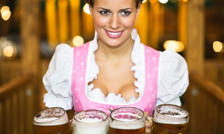 Admission for 2 or 4 on Oct 26, 27 to German American Society Of Central Florida Oktoberfest (Up to 38% Off)