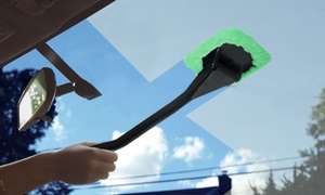 As Seen On TV: Handy EZ Windshield Wiper (1- or 2-Pack) at As Seen On TV: Handy EZ Windshield Wiper (1- or 2-Pack), plus 9.0% Cash Back from Ebates.