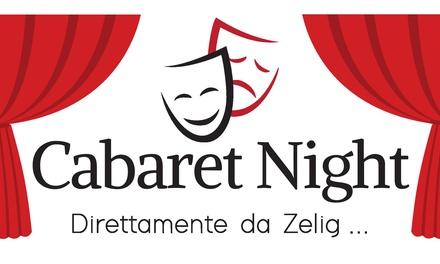 Cabaret con Zelig a Varese