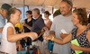 Wine Tasting Pavilion at the Swiss Wine Festival - Paul W. Ogle Riverfront Park: Wine Tastings, Souvenir Glasses, and Credit for Two or Four at Swiss Wine Festival (Up to 52% Off)