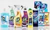 Cif Cleaning Supplies Bundle
