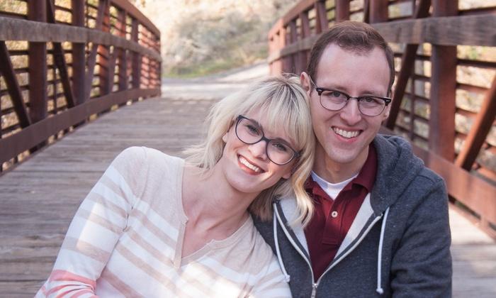 Tangent Photographics - Salt Lake City: 60-Minute Family Photo Shoot from Tangent Photographics (68% Off)