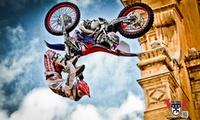 Entradas para el Campeonato de España de Freestyle Motocross el 8 de octubre desde 24,99 € en Plaza de Toros de Murcia