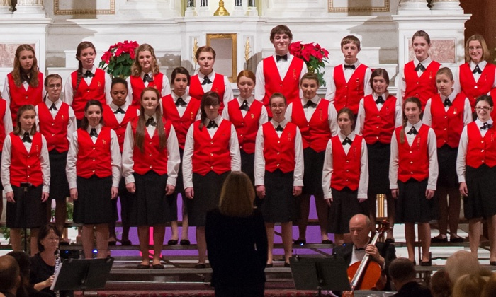 Holiday Choir Classic - Akron Civic Theatre: $10 for Holiday Choir Classic for Two at Akron Civic Theatre on December 15 at 6 p.m. (Up to $26.50 Value)