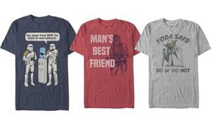 Men's Licensed Star Wars Humor Tee