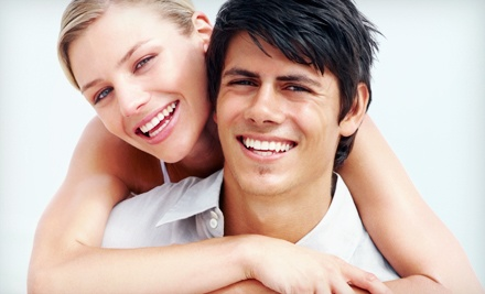 $79 for an In-Office Laser Teeth-Whitening Treatment from DaVinci Teeth Whitening ($199 Value)