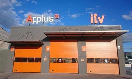 ITV para moto, vehículo de gasolina o diésel en Applus Itv Colmenar (hasta 30% de descuento)