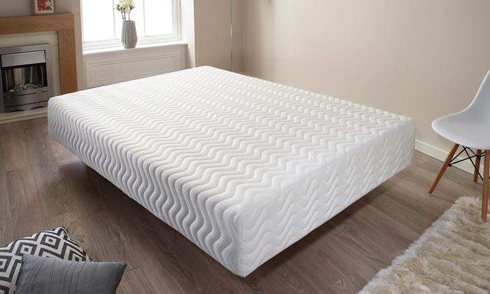 Pure Relief Memory Foam Mattress