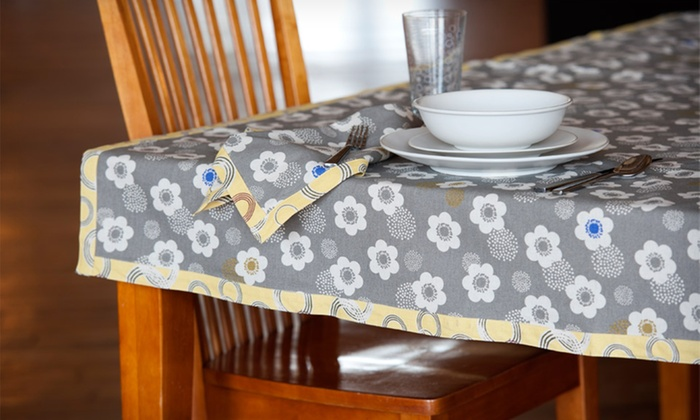 Organic Table Linens Groupon Goods - Fine table linen