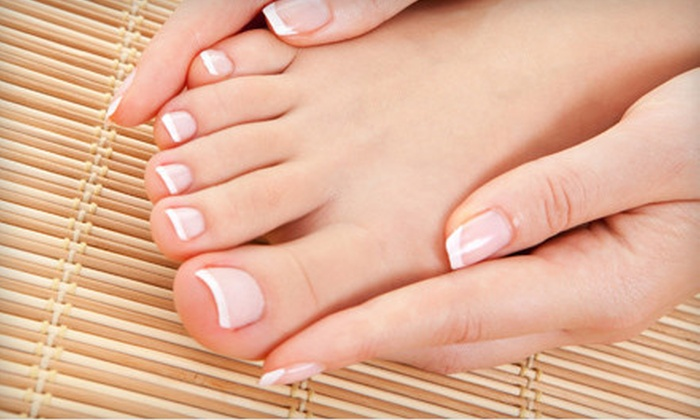 Spa Lish, LLC - Glendale: One or Two Basic Manicures and Pedicures at Spa Lish, LLC (Up to 68% Off)