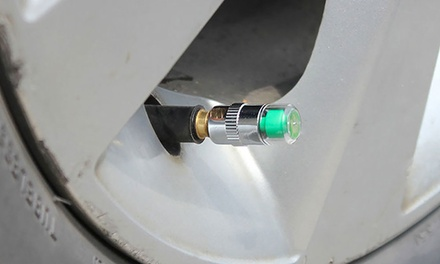 1 o 2 spine per valvola con indicatore di pressione disponibili in 3 varianti