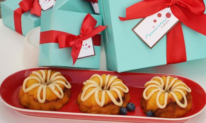 Mimo's Cakes - Multiple Locations: $20 for One Half Dozen Personal Assortment of Mimo's Cakes at Mimo's Cakes ($32 Value)