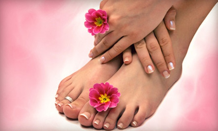 Boca Bliss Nail Spa - Boca West: One, Three, or Six Mani-Pedis at Boca Bliss Nail Spa in Boca Raton (Up to 66% Off)