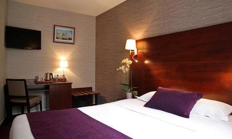 París: habitación doble clásica con desayuno en el Hotel l'Interlude para 2 personas