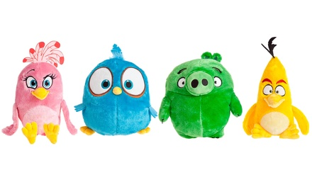 Peluches riscaldabili Angry Birds