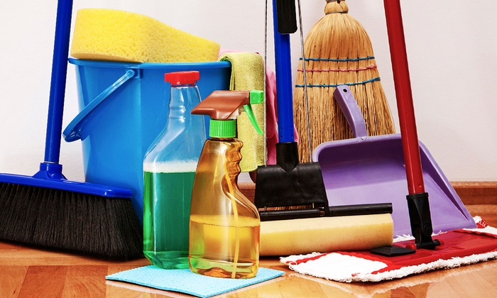 Verde Clean - Las Vegas: One or Three Housecleaning Sessions from Verde Clean (Up to 65% Off)