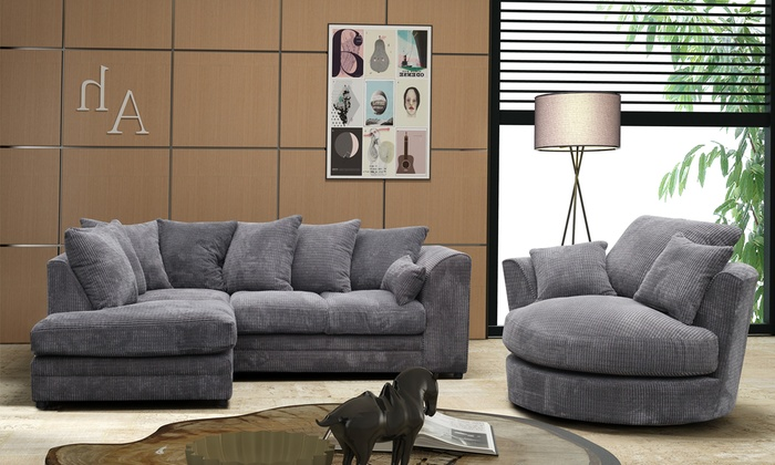 Milo Sofa And Lounge Collection With Free Delivery