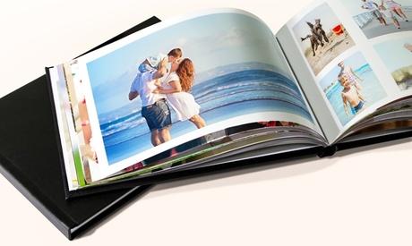 1, 2 o 3 foto-libros A5 de 28 páginas con Printerpix (hasta 39,94 € de descuento)