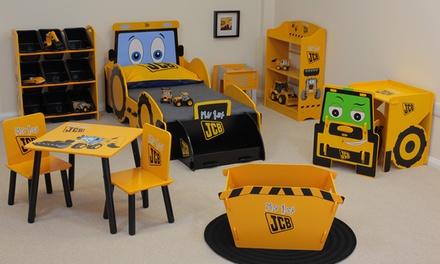 Kidsaw JCB Children's Furniture Set