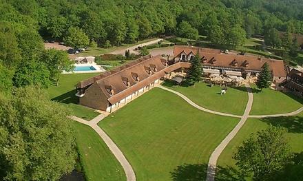 Loire : 1 à 3 nuits en chambre supérieure option pdj et dîner à l'hôtel The Originals L'Orée des Chênes 4* pour 2