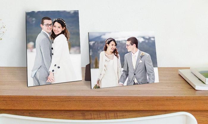 5x7 flat tabletop canvas prints canvas on demand groupon