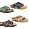 MUK LUKS Women's Thick Strap Sandals