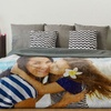 Personalised Polar Fleece Blanket