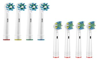 Oral-B Compatible Toothbrush Heads