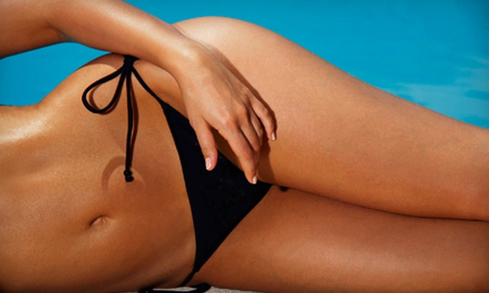 JoGlow Tanning - Rohnert Park: One, Two, or Three Full-Body Airbrush Tans at JoGlow Skin (Up to 60% Off)
