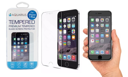 Up to Five Tempered Glass Screen Protectors for iPhone