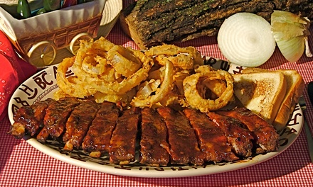 $12 for $20 Worth of Barbecue at Peggy Sue BBQ