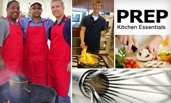 Want to cook with a celebrity? Meet Chef... - PREP Kitchen ...