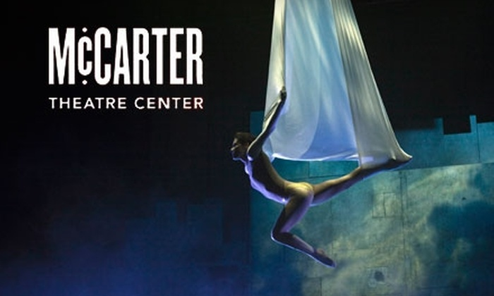 McCarter Theatre Center - Princeton: $21 for One Ticket to See Cirque Eloize at the McCarter Theatre Center in Princeton (Up to $42 Value). Choose Between Two Performance Dates.