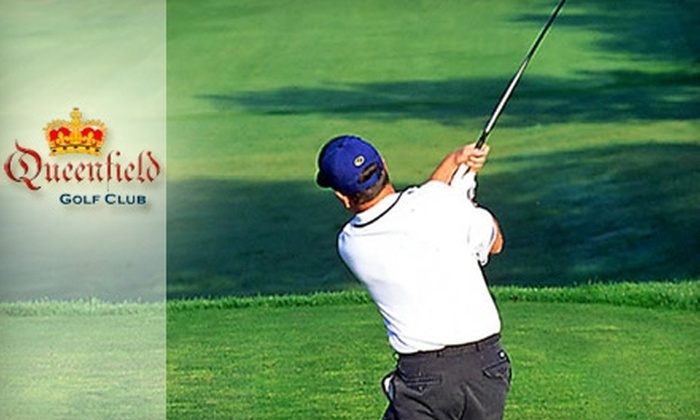 Queenfield Golf Club - Acquinton: $20 for 18 Holes of Golf with a Cart at Queenfield Golf Club in Manquin