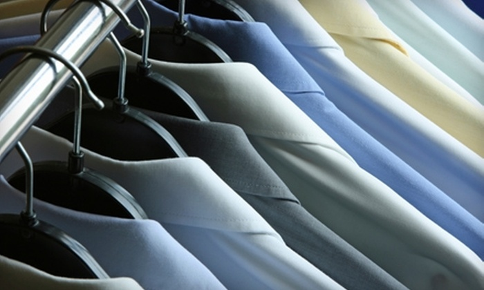 Pilgrim Cleaners - Multiple Locations: $15 for $30 Worth of Dry-Cleaning Services from Pilgrim Cleaners