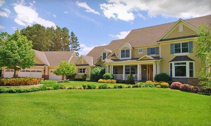 Evans Landscape Company - Edgehill Drive: $15 for $35 Worth of One Lawn-Cutting Service from Evans Landscape Company